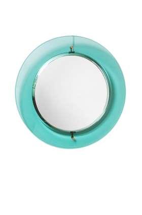 Green mirror model no. 2104