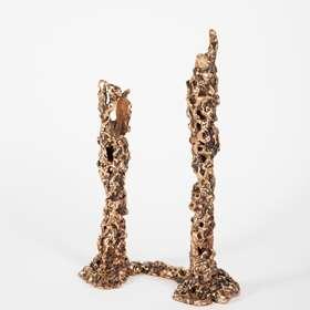Selene link candle holder