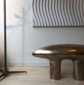 Bench-sculpture