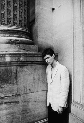 David Byrne,Brussels 1984