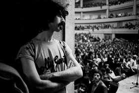 Frank Zappa,Brussels 1974